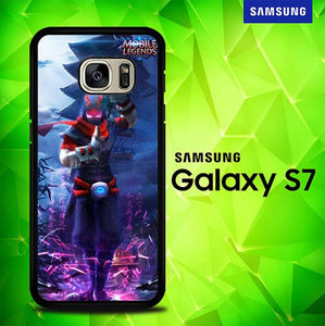 Hayabusa hero Mobile Legend P0122 coque Samsung Galaxy S7