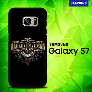 Harley Davidson A Way Of Live P0236 coque Samsung Galaxy S7