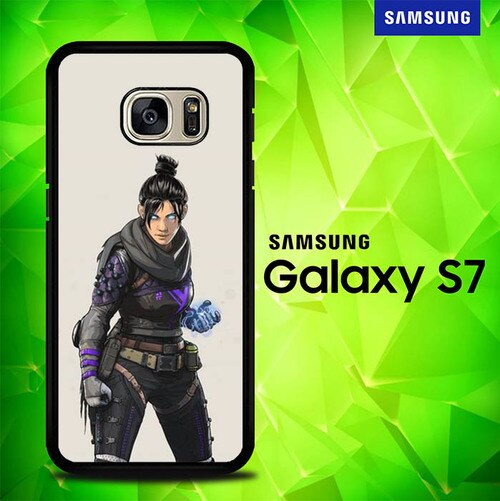 Apex Legends Wraith Characters P0259 coque Samsung Galaxy S7