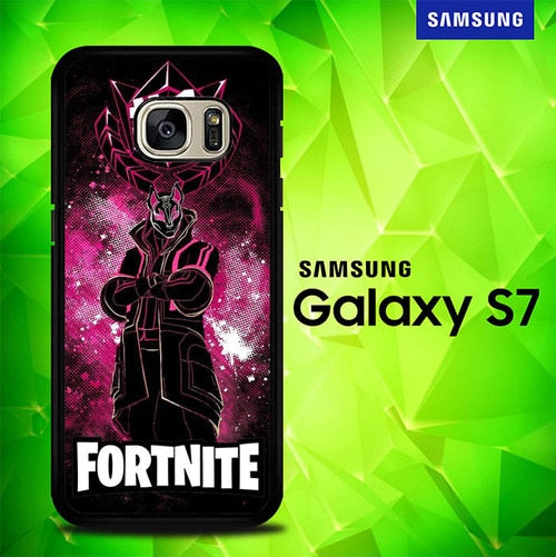 Fortnite Popculart P0801 coque Samsung Galaxy S7