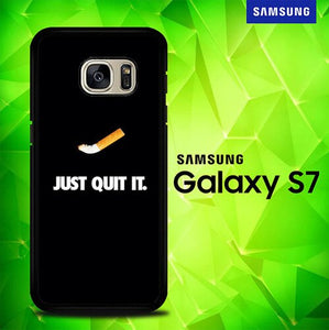 JUST QUIT IT P1133 coque Samsung Galaxy S7