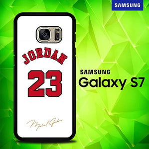 NBA Jordan 23 P1168 coque Samsung Galaxy S7