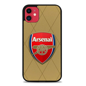 Arsenal FC Logo P1329 coque iphone 11