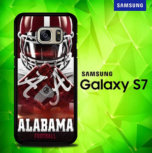 Roll Tide Tlabama Football P1634 coque Samsung Galaxy S7