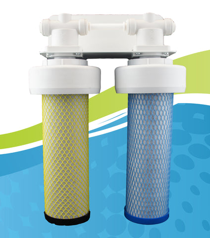 EcoFast® EF300 Twin Under Sink System