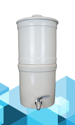 Terra2™ Stoneware Gravity Filter System