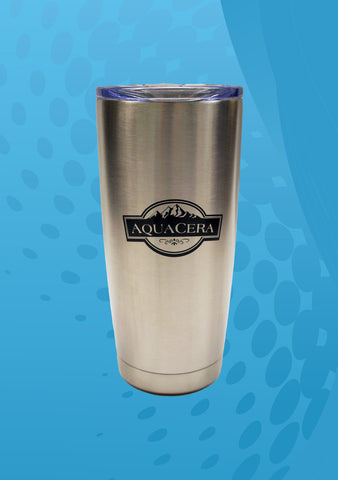 20 Ounce Stainless Steel Tumbler