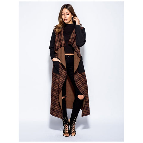 Lavish Duster Coat