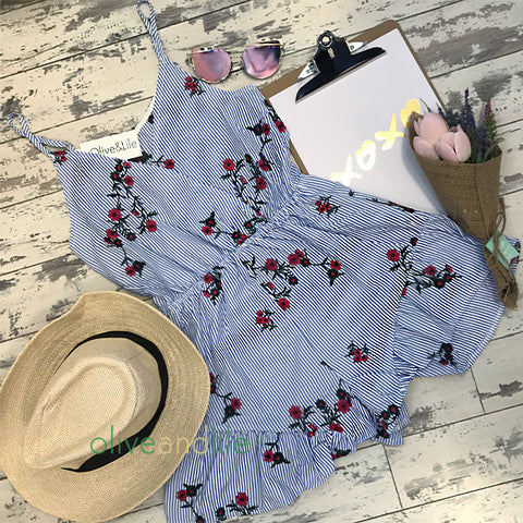 Hello Sailor - Romper