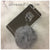 iPhone Pompom Case (Black or Grey)