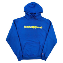Load image into Gallery viewer, LOGO HOODIE (blue)