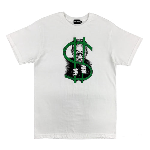 MONEY TEE (white)