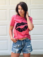 Load image into Gallery viewer, Kiss Me Fashion T Shirt
