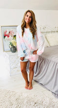 Load image into Gallery viewer, Tie Dye Pajama Set