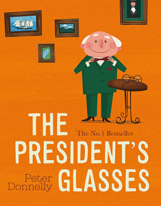 President's Glasses by Peter Donnelly