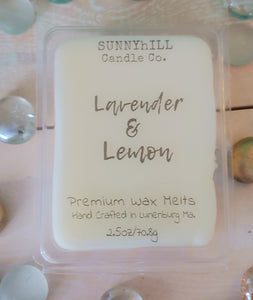 Lavender & Lemon Wax Melt