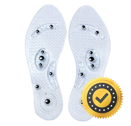 2 Pairs of Relief Insoles - The Relief Sock