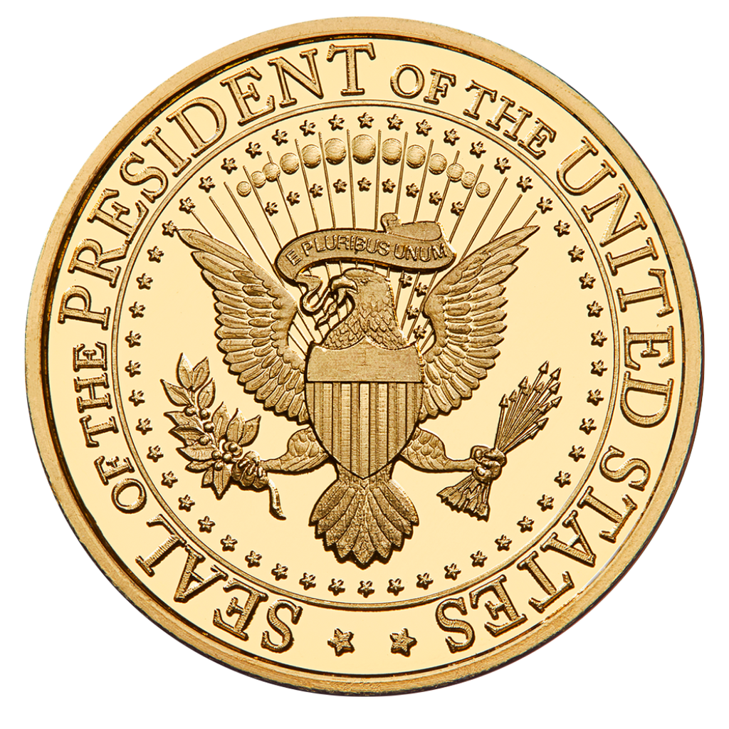 Trump Fighting for You - Presidential Seal