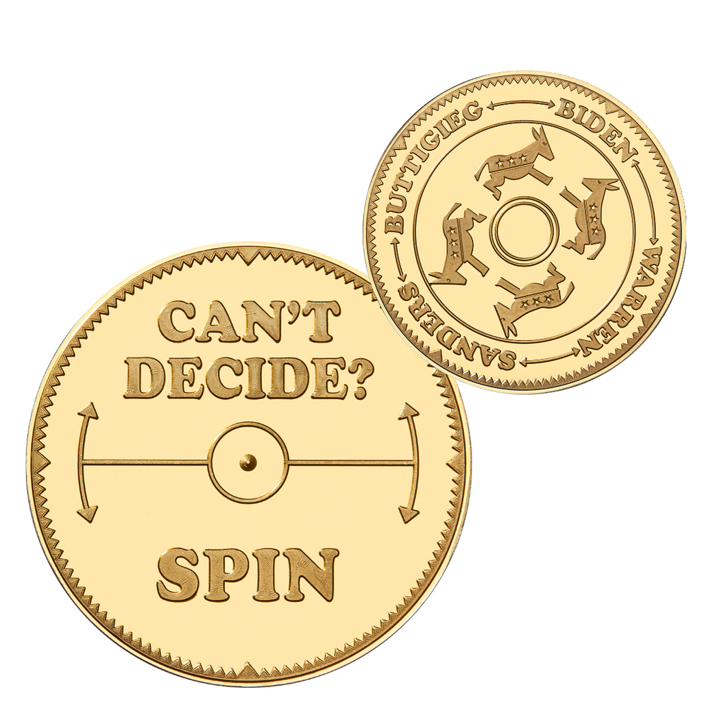 Can't Decide? Spin