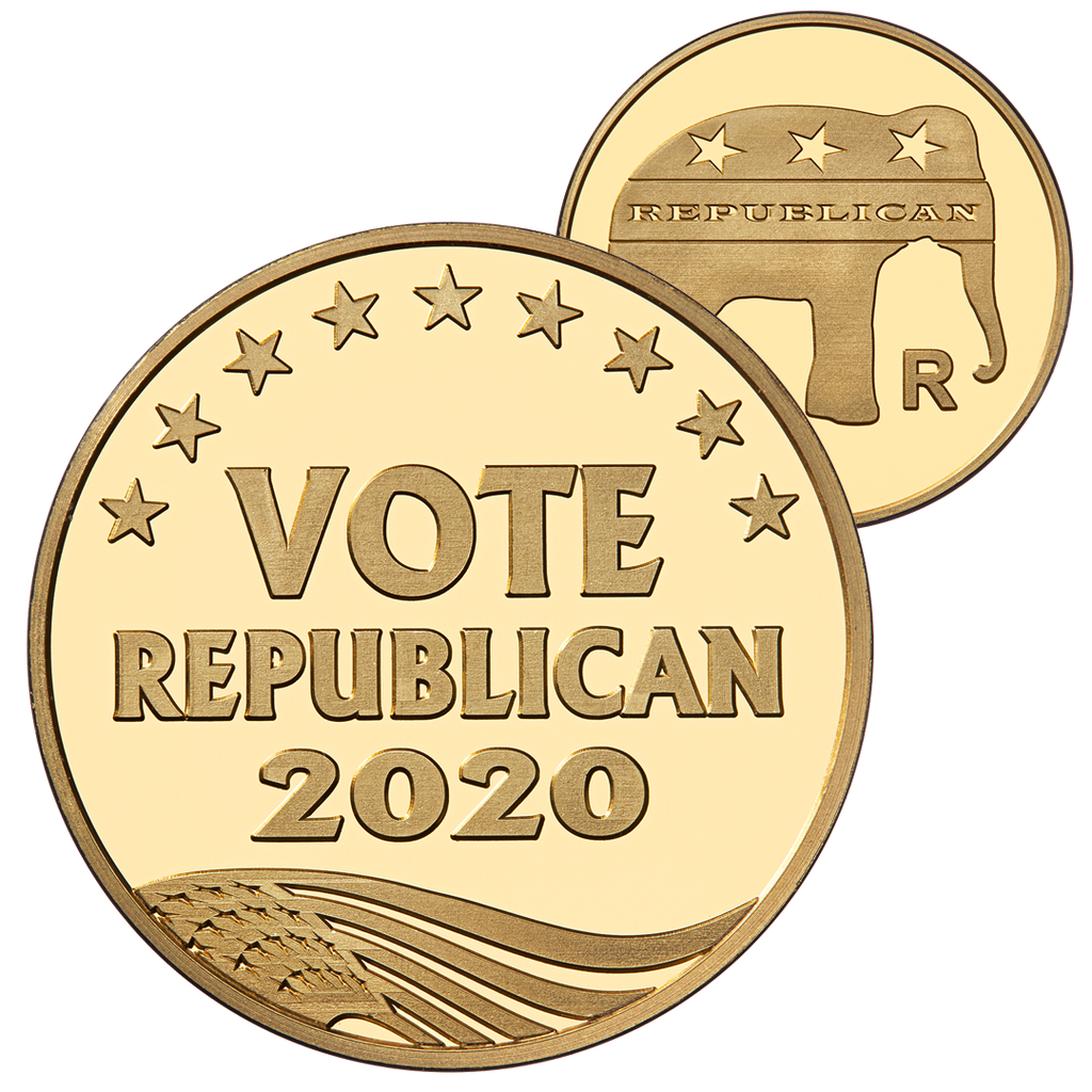 Vote Republican - Republican Elephant