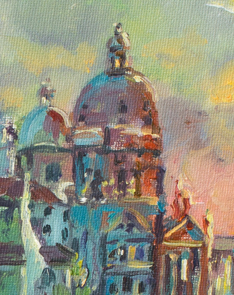 Venice by Kristina Shestakova, 30cm * 20cm, oil painting