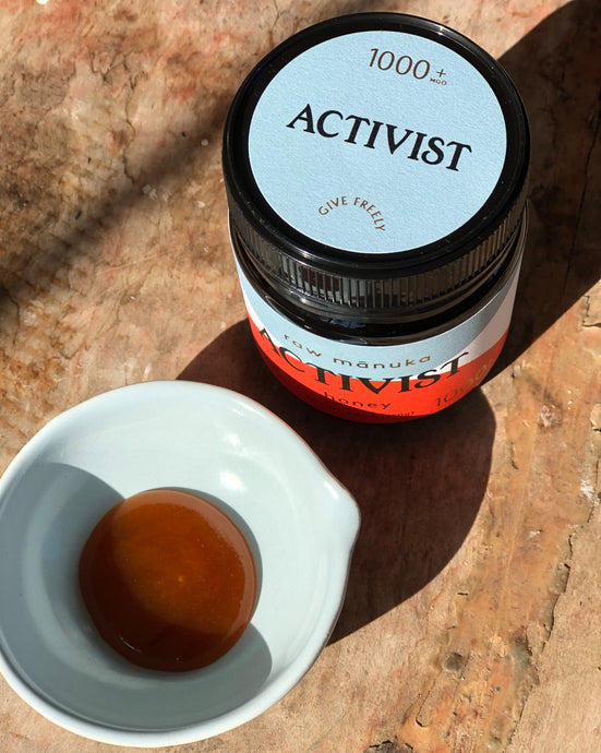Why a face mask is one of the best ways to use Activist Mānuka Honey