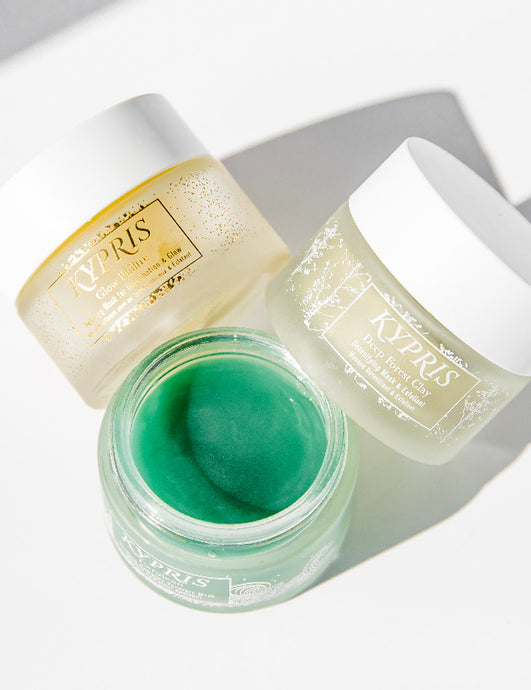 Mix, Layer and Create your perfect skincare potion with Kypris