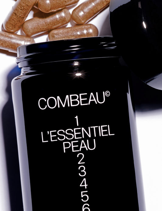 Introducing Combeau: skin supplements led by science, for a beautiful complexion inside and out