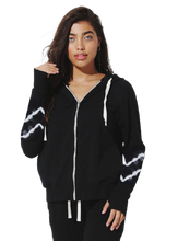 Load image into Gallery viewer, Highland Hoodie - Onyx/Cloud