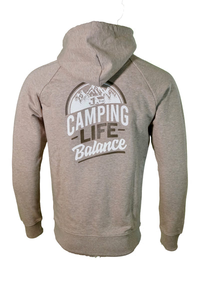 Hoodie Camping Life Balance (WORKER)
