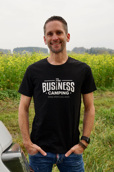 T-Shirt Business Camping