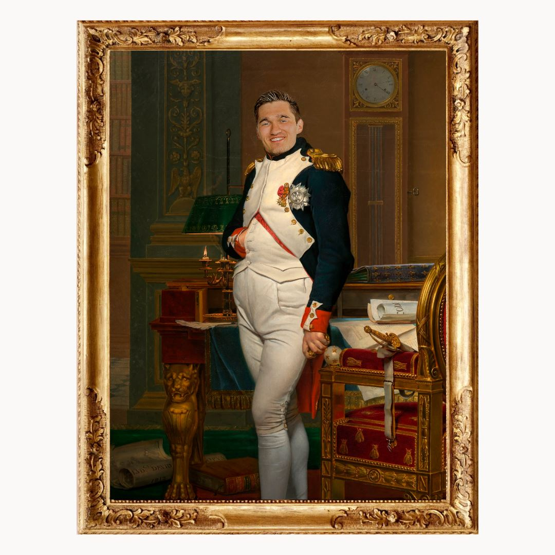 Napoleon de You HappilyEverAfter