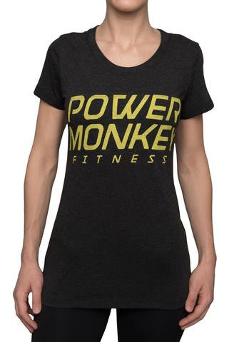 Power Monkey Fitness Tee (Women's)