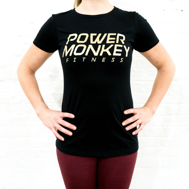 Women's Power Monkey T-Shirt