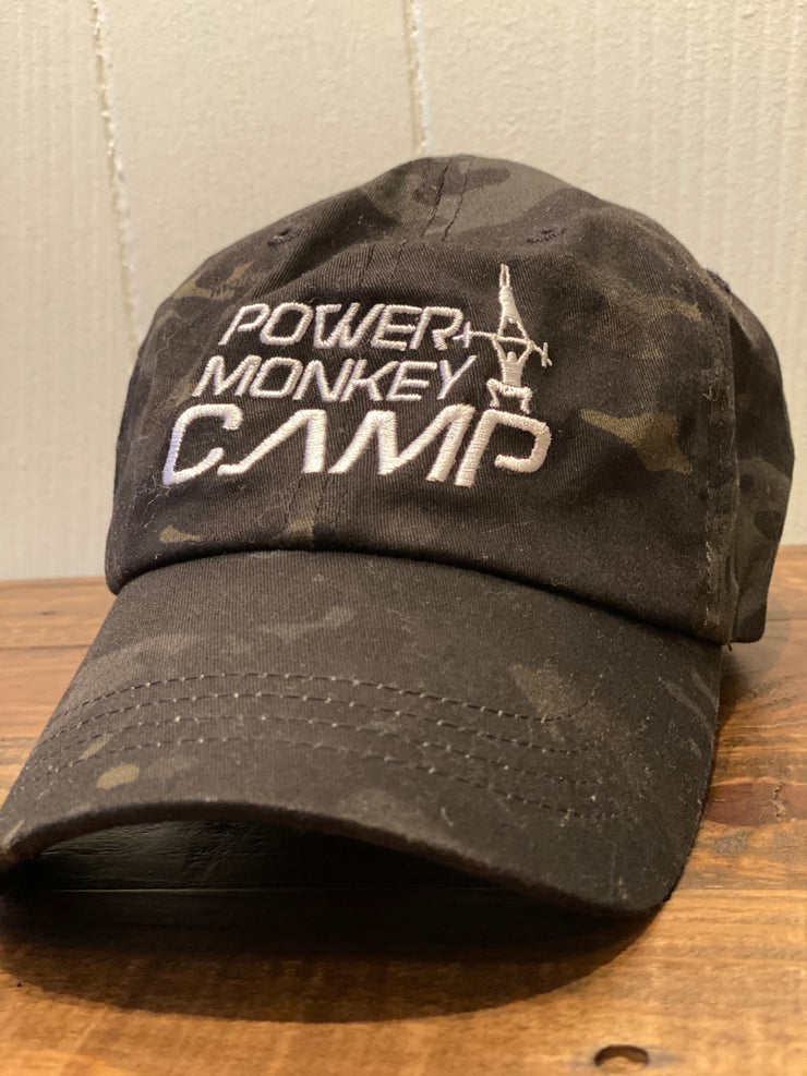 MFLH Power Monkey Camp Hat