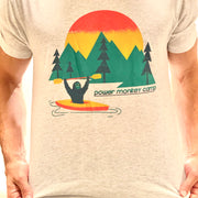 Power Monkey Camp Unisex T-shirt