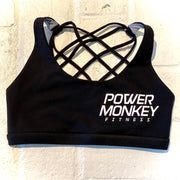 Power Monkey Fitness Sports Bra