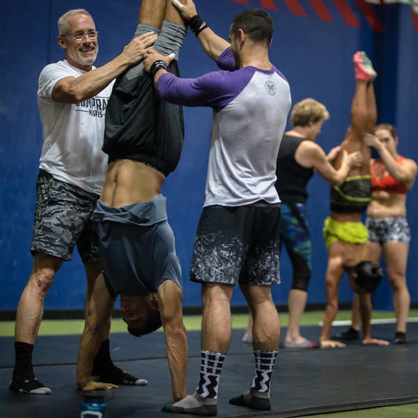 MONKEY METHOD® COMBO CLINIC | Driving Force CrossFit (Florida)