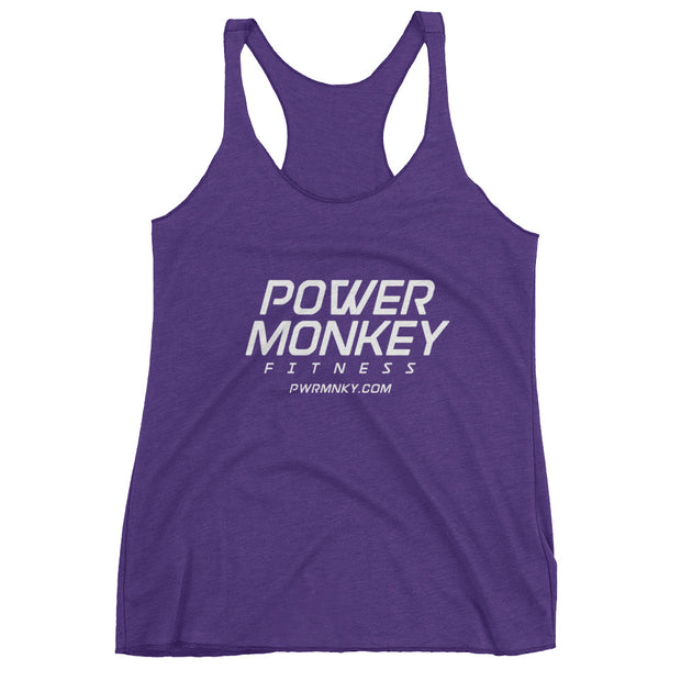 Women's Power Monkey Racerback Tank