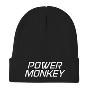 Power Monkey Knit Beanie