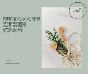 Simple Swaps for a Healthy & Sustainable Kitchen