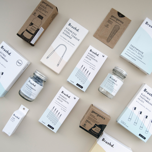 Eco Plastic Free Dental Care Products Ireland Portugal