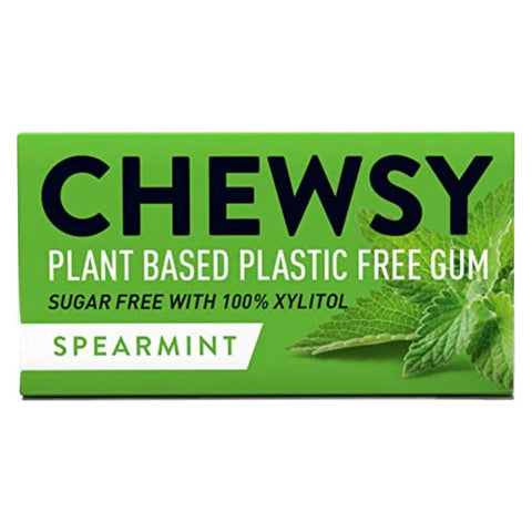 Spearmint Chewsy, plastic free, zero waste, sustainable, Mos eco store, Portugal, Europe,