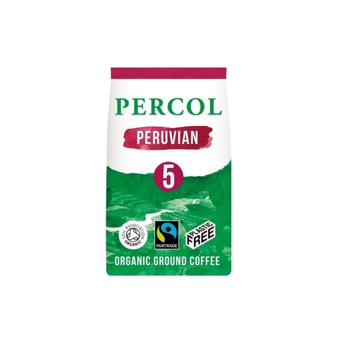 Bold Peruvian - Ground Coffee 200g