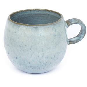 Camillo Light Blue Stoneware Mugs