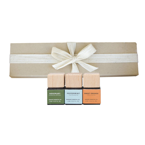 Mind & Clarity Gift Set