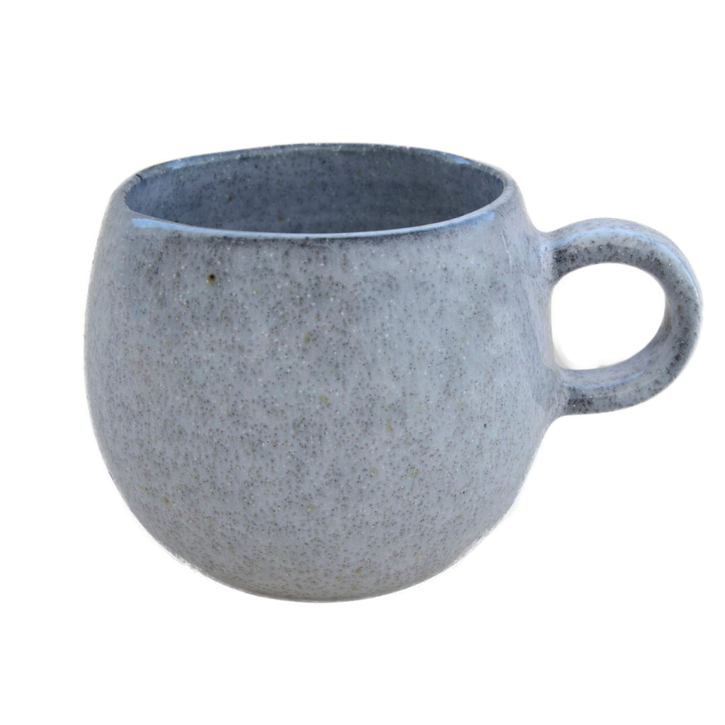 Camillo Grey Large Stoneware Mug