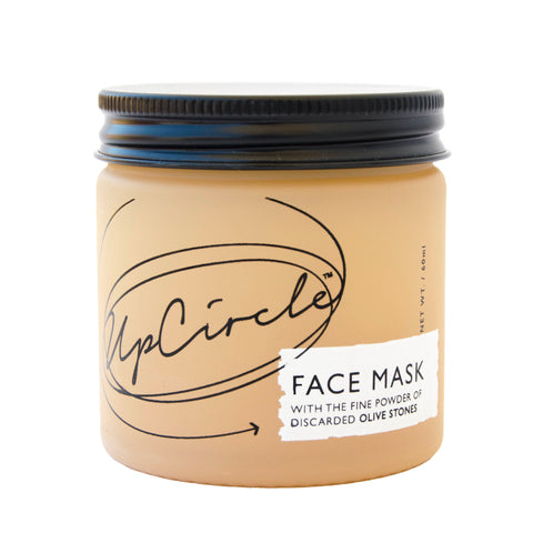 Face Mask, 60ML - UpCircle, plastic free, zero waste, sustainable, Mos eco store, Portugal, Europe,