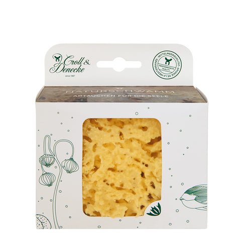 Natural Sea Sponge - Croll & Deneke - Mos eco store