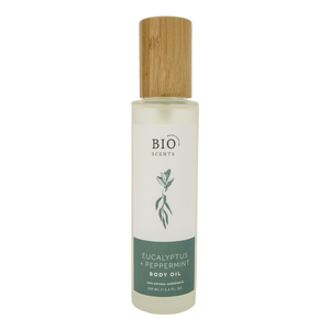 Eucalyptus & peppermint body oil - Natural - Mos eco store